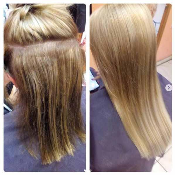 наращивание волос сестрорецк